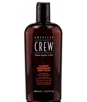 Гель для душа American Crew 24-hour Deodorant Body Wash