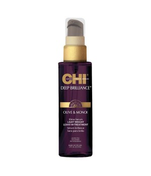 Сыворотка-сияние CHI Deep Brilliance Light Weight Leave-In Treatment 177 мл