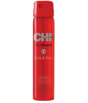Термозащитный спрей CHI Iron Guard 44 Style & Stay Firm Hold Protecting Spray 284 мл