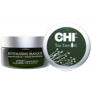 Восстанавливающая маска для волос с маслом чайного дерева CHI Tea Tree Oil Revitalizing Masque 236 мл