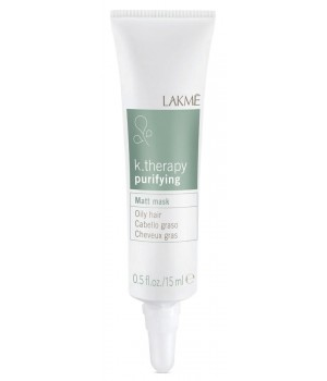 Маска для жирных волос Lakme K.Therapy Pyrifying Matt Mask Oily Hair