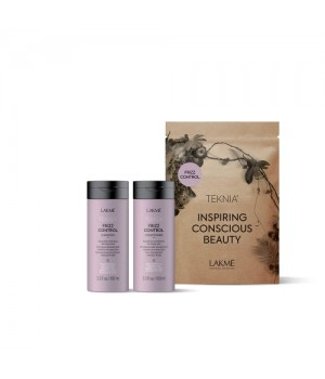 Дорожный набор дисциплинирующий Lakme Teknia Frizz Control Travel Pack