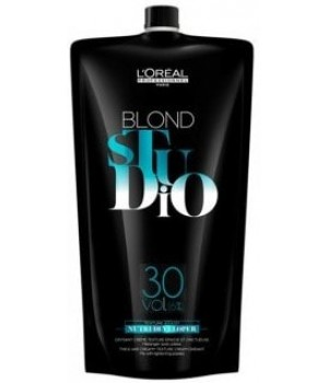 Нутри-проявитель Платиниум Loreal Blond Studio Platinium Nutri-Developer 9% (30 Vol) 1000 мл