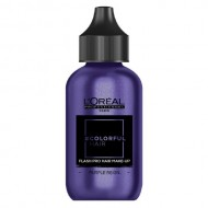 Макияж для волос L'Oreal Professionnel Colorful Hair Flash Purple Reign ультрафиолет