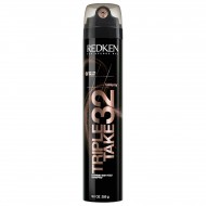 Спрей суперсильной фиксации Redken Triple Take 32