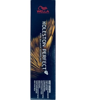 Краска Wella Professionals Koleston Perfect  7/37 Горчичный мед