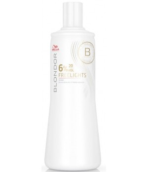 Окислитель Wella Professionals Blondor Freelights 6% (20Vol)