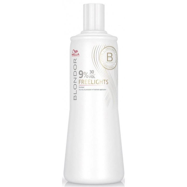 Окислитель Wella Professionals Blondor Freelights 9% (30Vol)