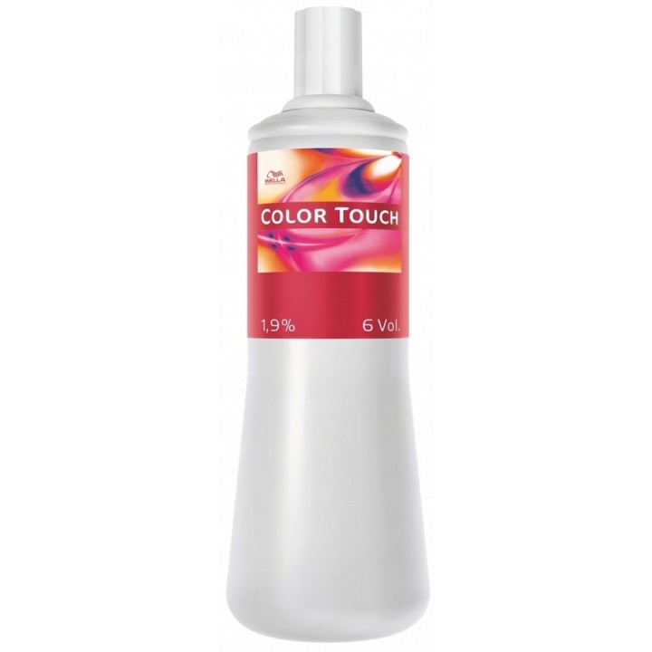 Эмульсия Wella Professionals Color Touch Emulsion 1,9% (6Vol)