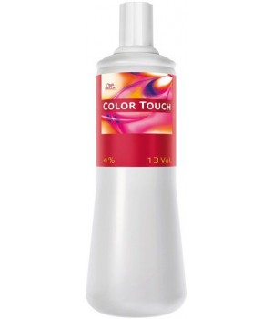 Эмульсия Wella Professionals Color Touch Emulsion 4% (13Vol)