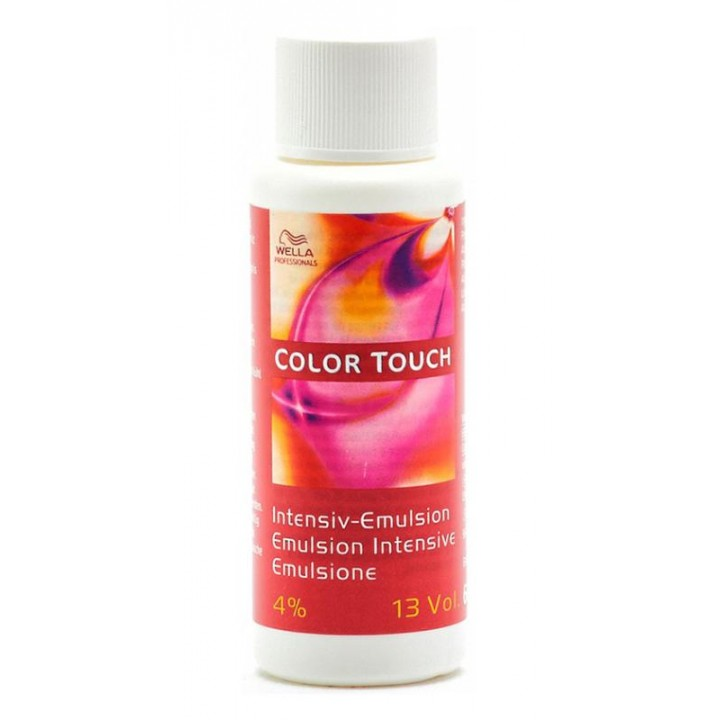 Эмульсия Wella Professionals Color Touch Emulsion 4% (13Vol) 60 мл