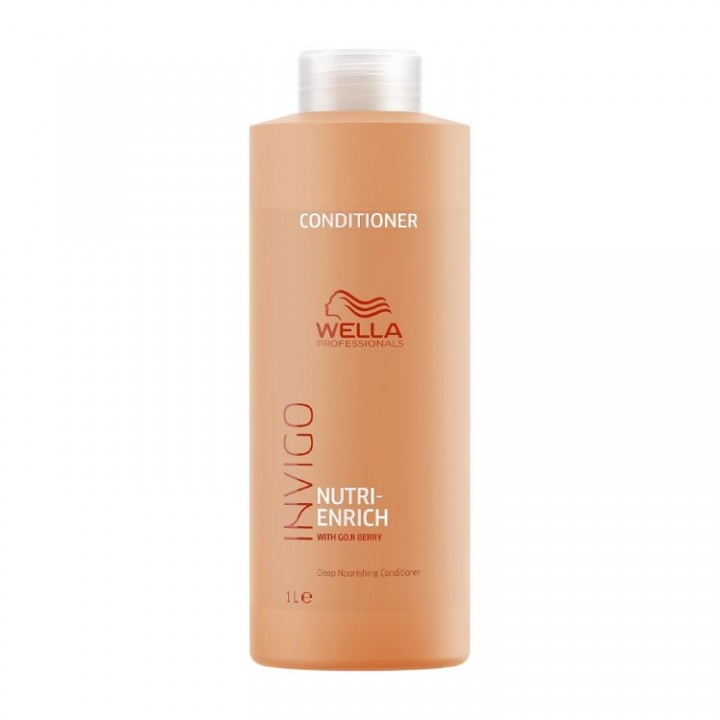Бальзам-уход питательный Wella Invigo Nutri-Enrich Deep Nourishing Conditioner 1000 мл