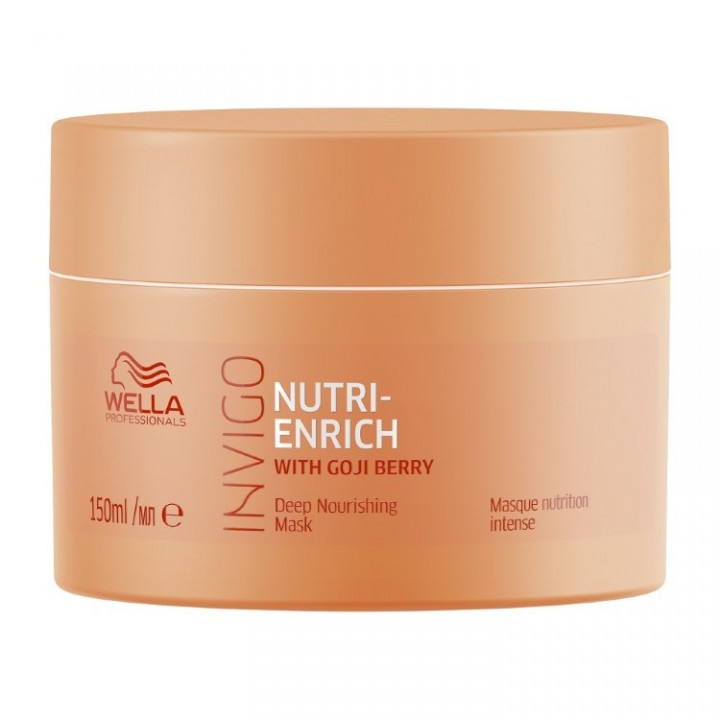 Питательная маска-уход Wella Invigo Nutri-Enrich Deep Nourishing Mask