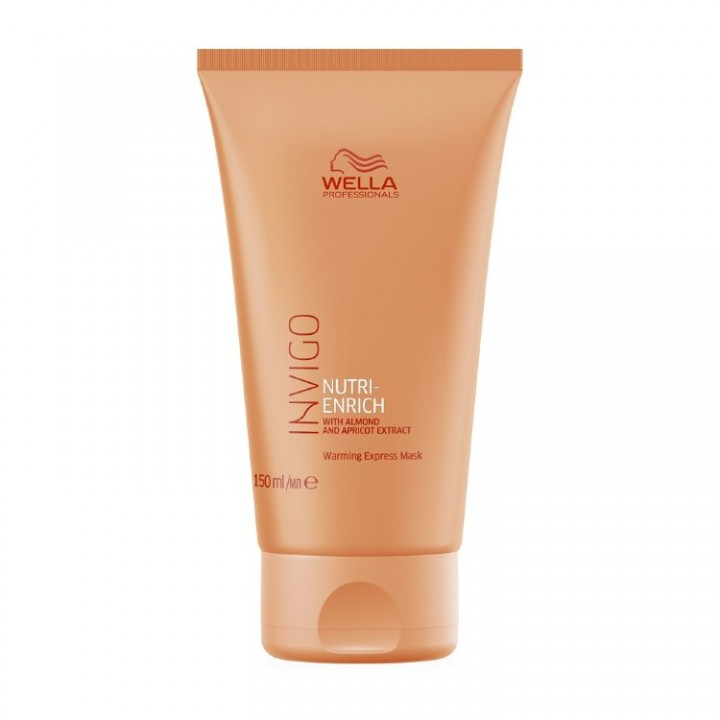 Горячая экспресс-маска Wella Invigo Nutri-Enrich Warming Express Mask