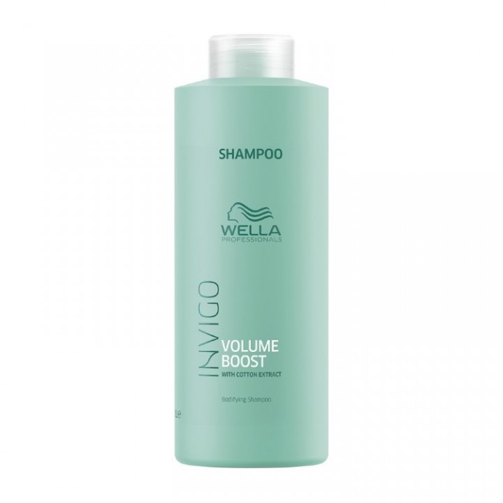 Шампунь для объёма Wella Invigo Volume Boost Bodifying Shampoo 1000 мл