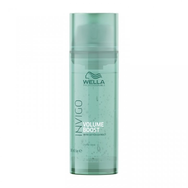 Уплотняющая кристалл-маска Wella Invigo Volume Boost Crystal Mask