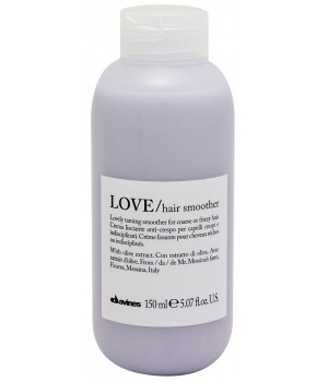 Крем для разглаживания завитка Davines LOVE Hair smoother 150 мл