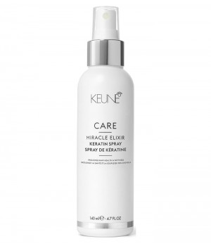 Кератиновый спрей Keune Care Miracle Elixir Keratin Spray 140 мл