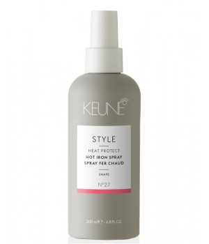 Спрей для укладки утюжками Keune Style Iron Spray 200 мл
